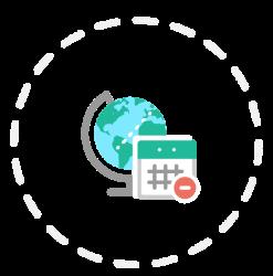 Urlaubsplaner online und Abwesenheiten online eintragen und verwalten