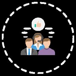 Integrieren Sie Ihre Mitarbeiter in die Dienstplanung und profitieren Sie so von einer schnellen und genauen Planung