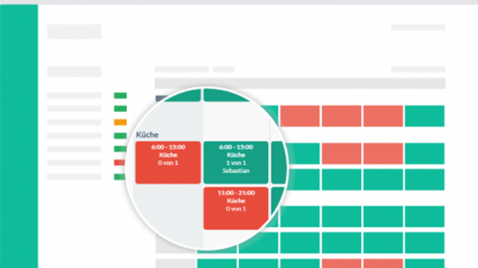 Online Schichtplaner Programm als Freeware 30 Tage kostenlos testen