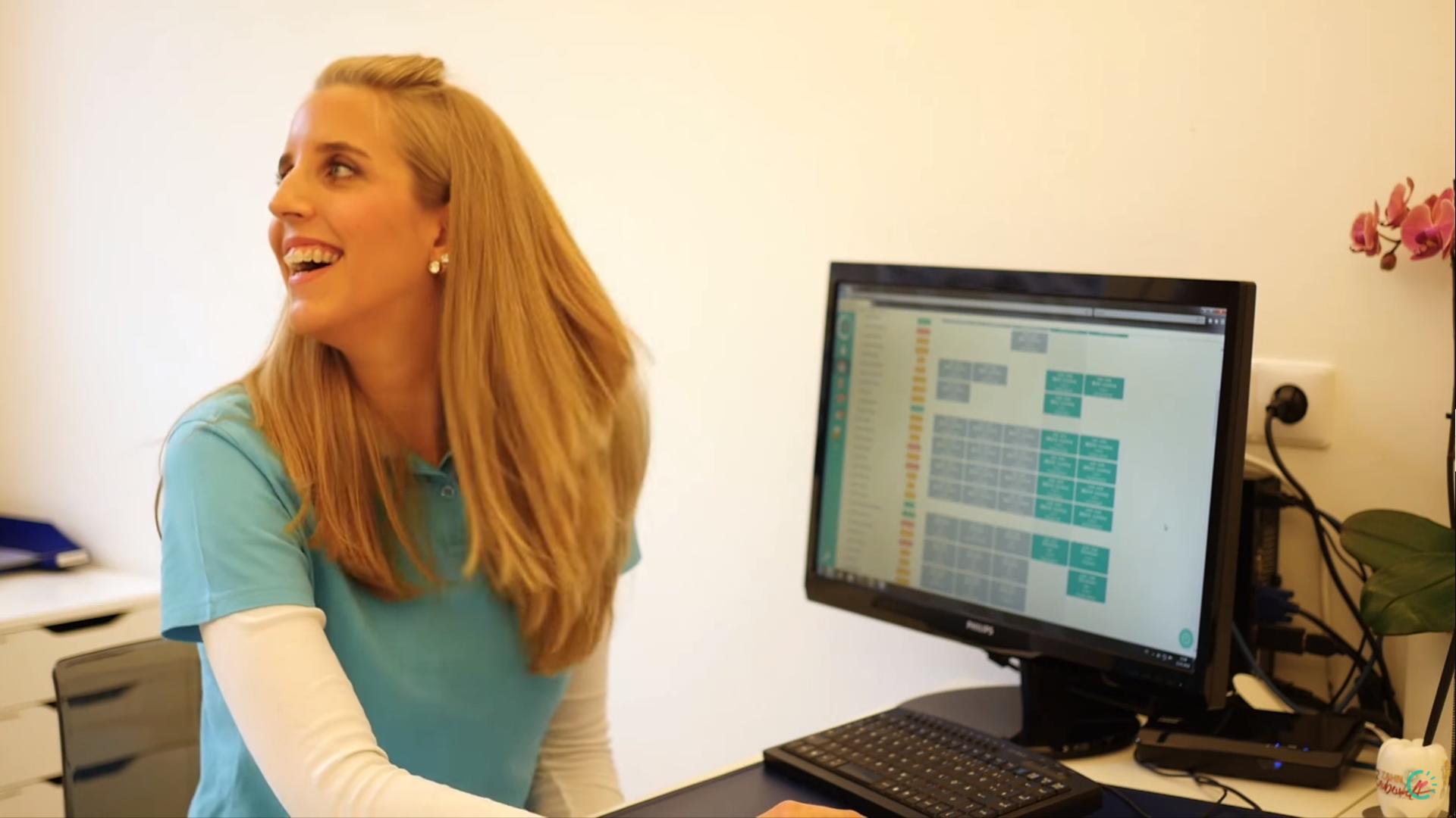 Flexible Arbeitszeiten im Praxiswesen an 3 Standorten