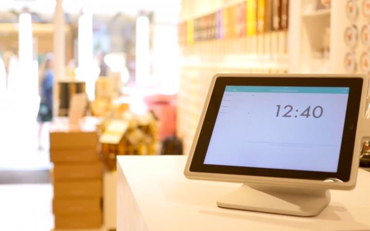 mymuesli nutzt die Tablet-Stempeluhr von Papershift zur Zeiterfassung