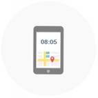 Die Mitarbeiter-App zur mobilen Zeiterfassung mit Papershift