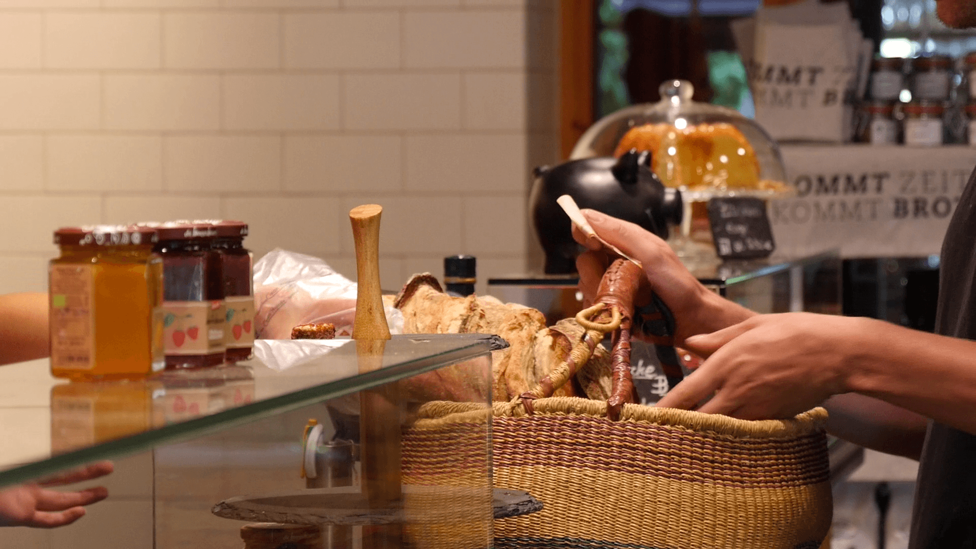 Die Kommunikation zwischen den Mitarbeitern und mit den Kunden ist wichtiger Teil der Unternehmensphilosophie der BrotZeit