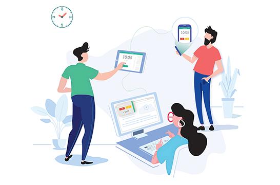 Papershift bietet vielfältige Möglichkeiten der Digitalen Arbeitszeiterfassung