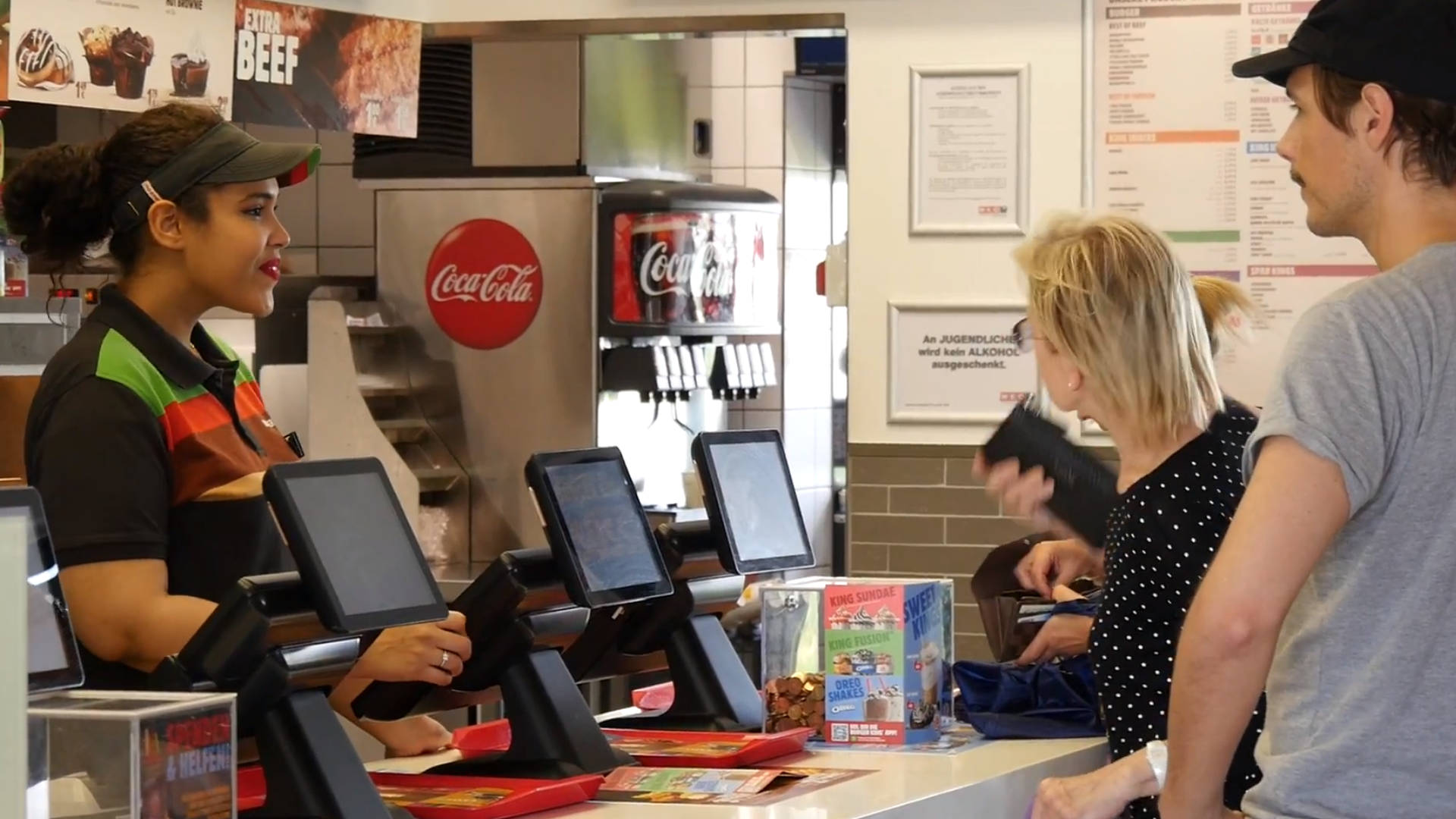 Do you know how Papershift makes Burger King employees smile?