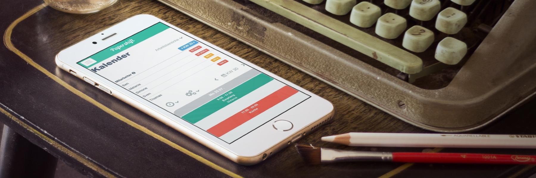 Dienstplan Software: von Zettel und Stift zur Cloud-Lösung
