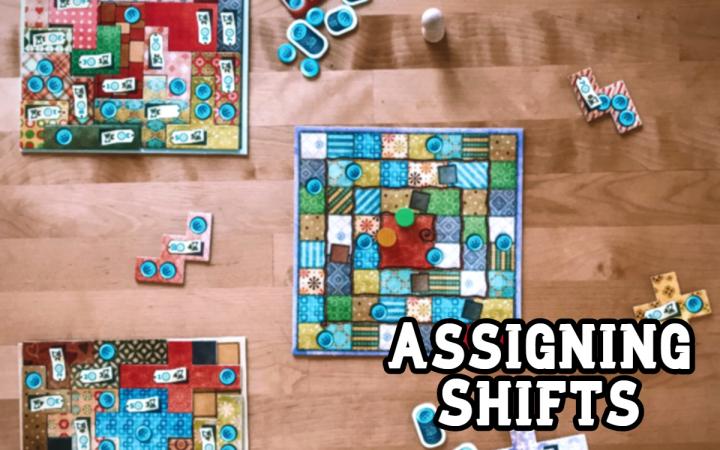 shift assignment
