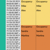 3 shift system free excel template for download from Papershift
