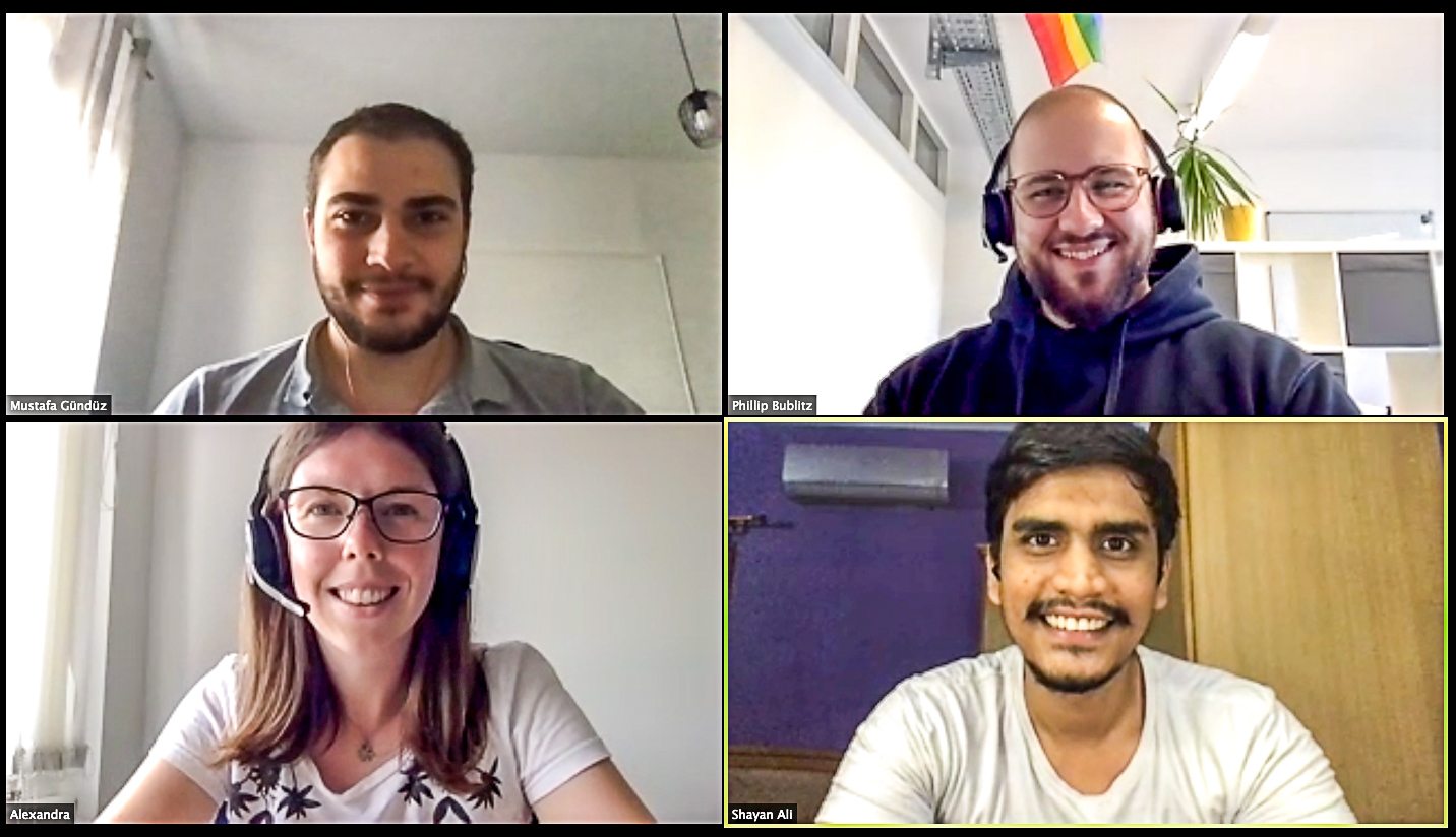 Papershift new employees start remotely