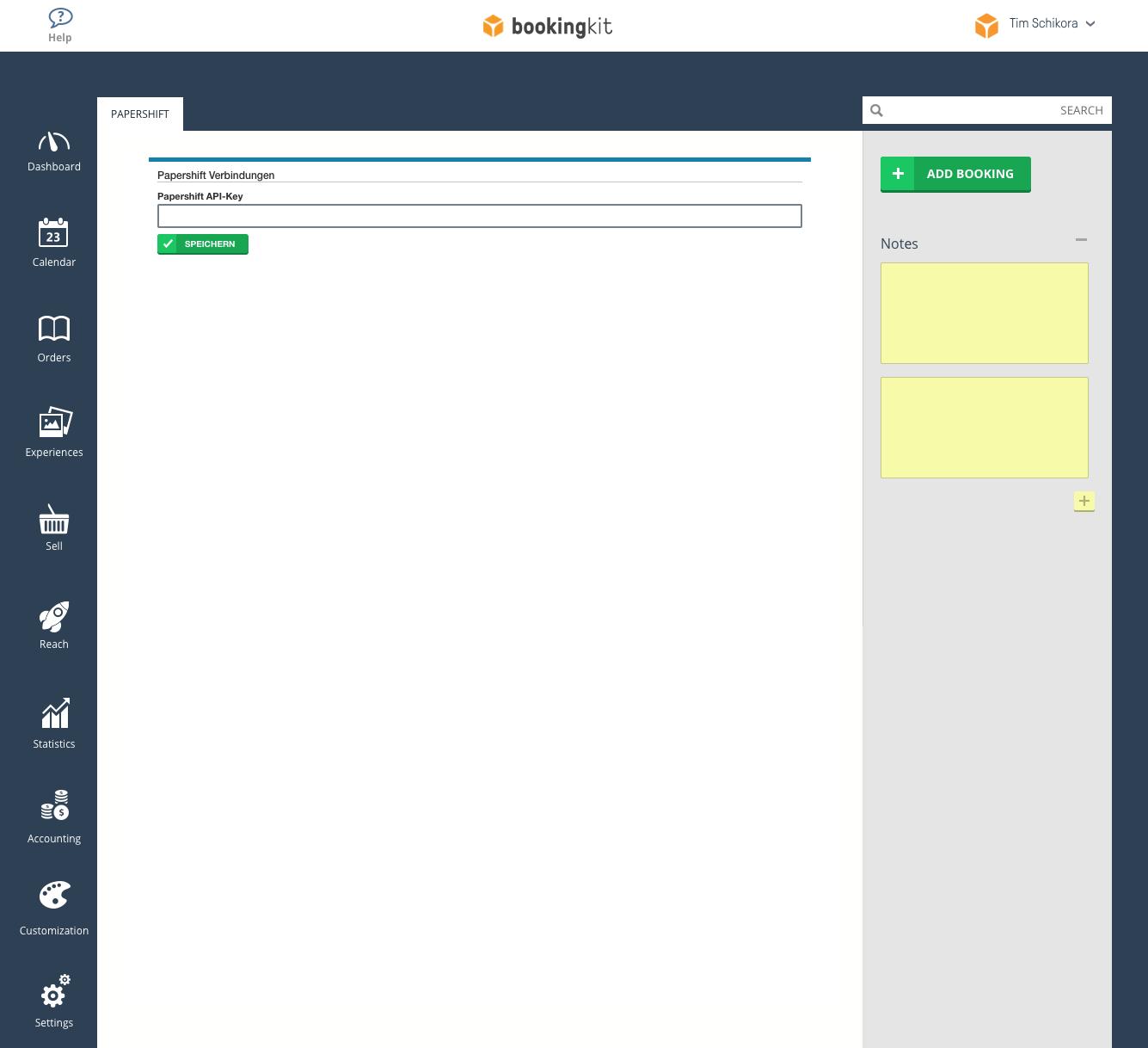 Papershift-bookingkit-3rd-screenshot