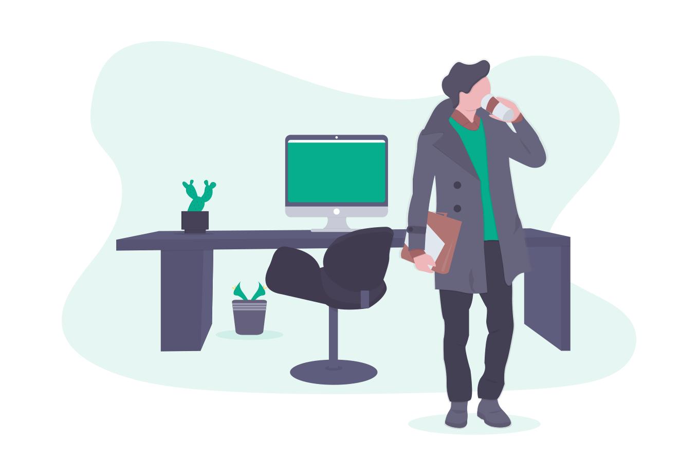 Wo beginnt die Arbeitszeit und wo endet sie?