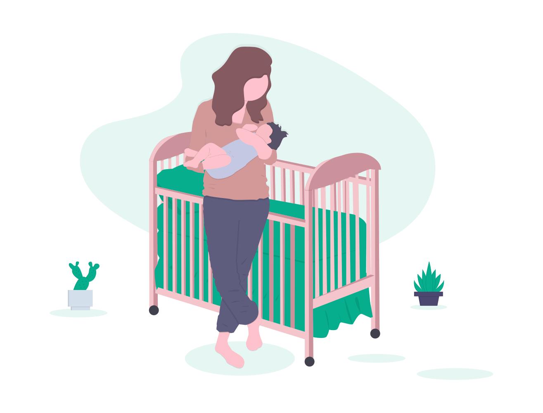 Urlaubsanspruch im Mutterschutz