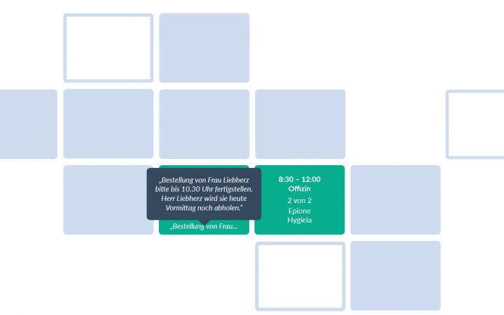 Aufgabenmanagement in Papershift abbilden