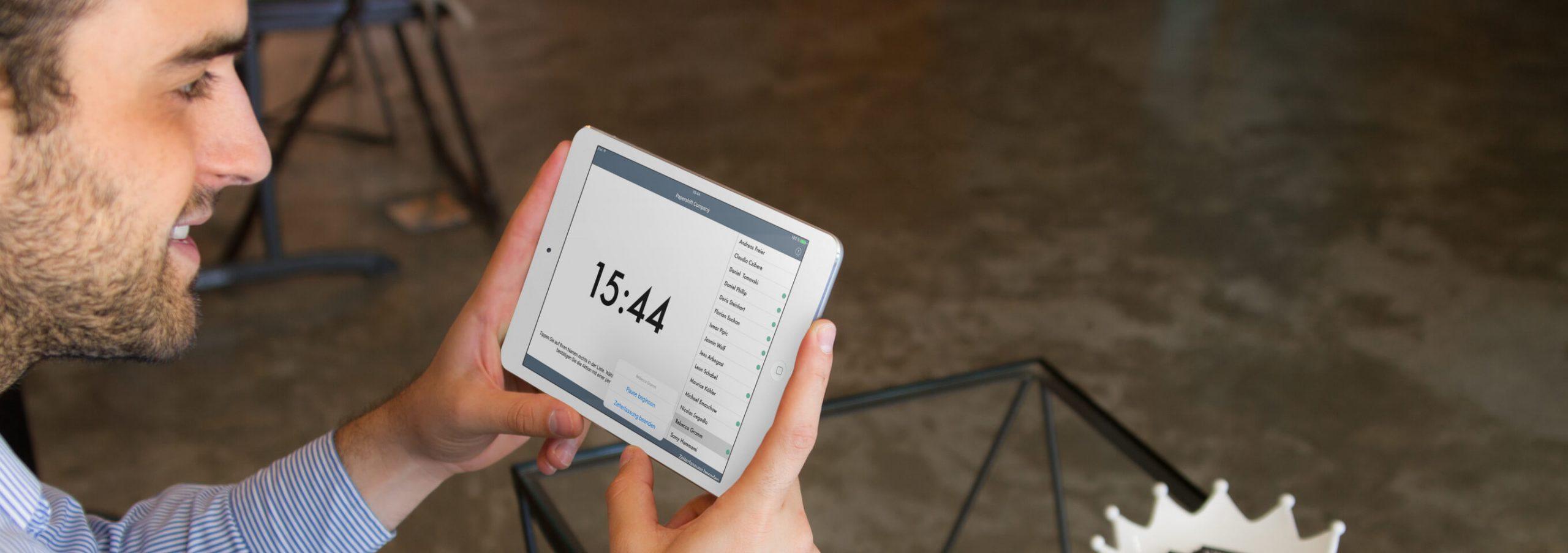 6 Vorteile einer digitalen Stempeluhr