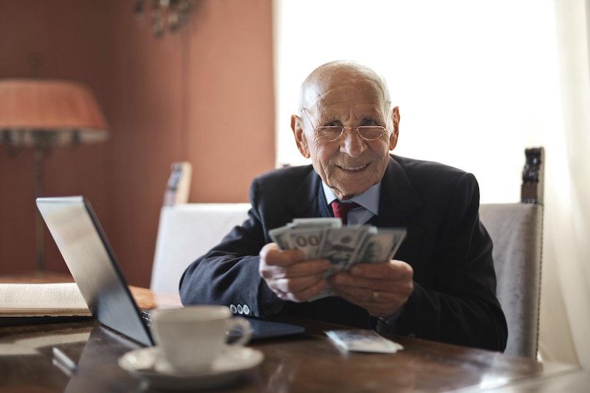 Edad de pensión