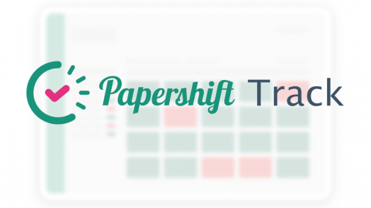 ¿Qué es Papershift Track?