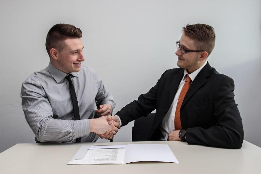 Proceso entrevista de trabajo