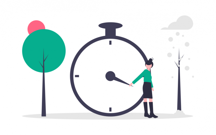 timekeeping productivity methods described by Papershift