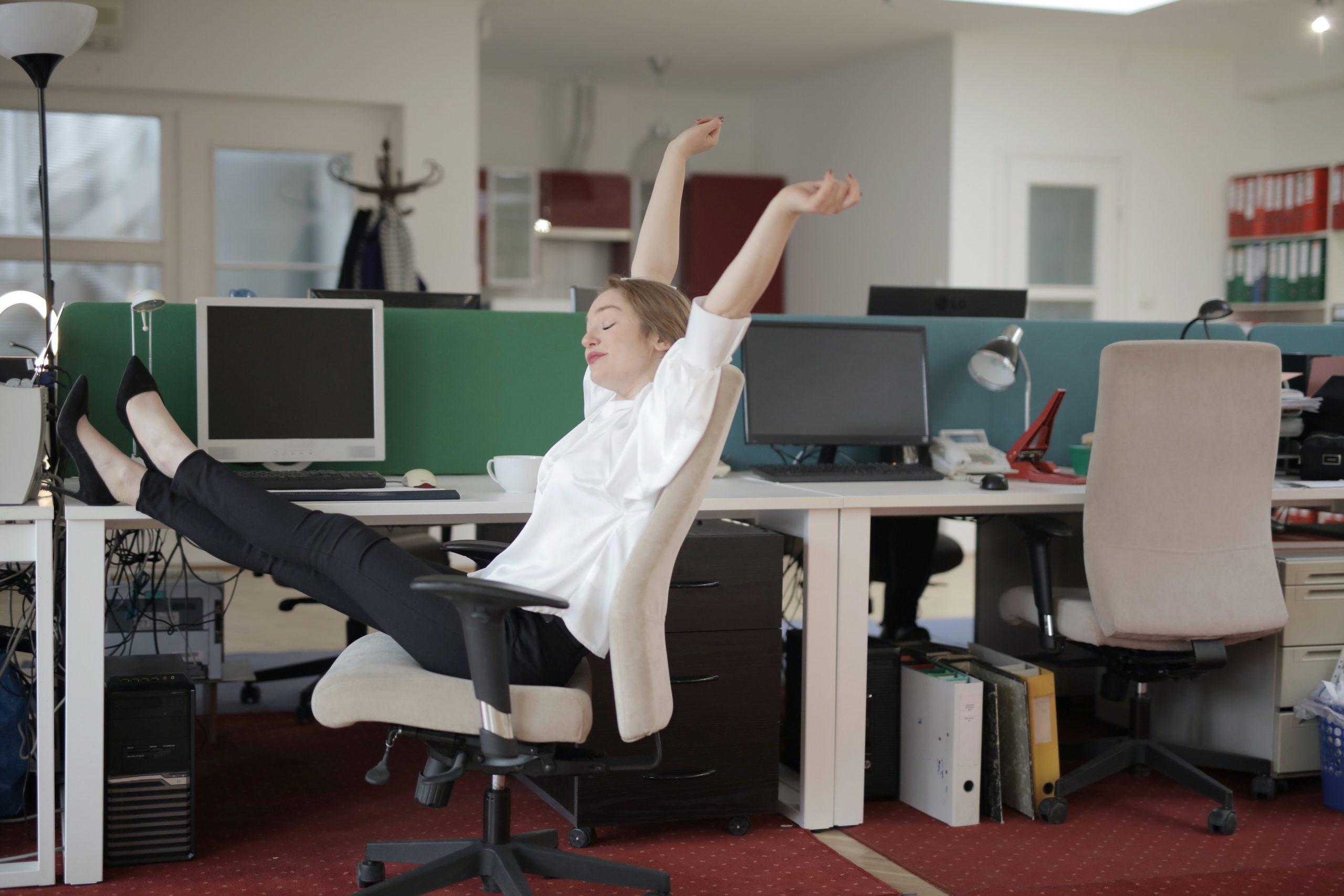 ¿Cómo gestionar el descanso en el trabajo?